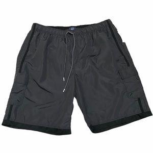 """Maui /& Sons Big /& Tall 2X Tall Swim Trunks Waist 40/"""" Board Shorts Mens NWT"""